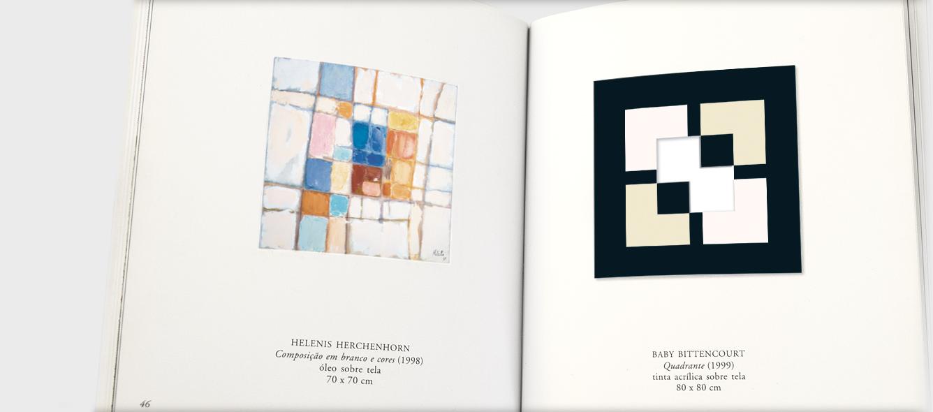 obras abstração
